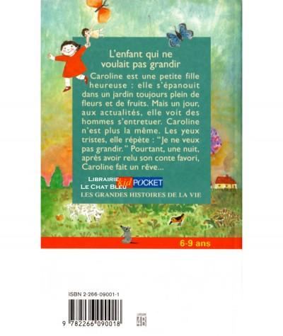L'enfant qui ne voulait pas grandir (Paul Eluard) - Kid Pocket N° 455