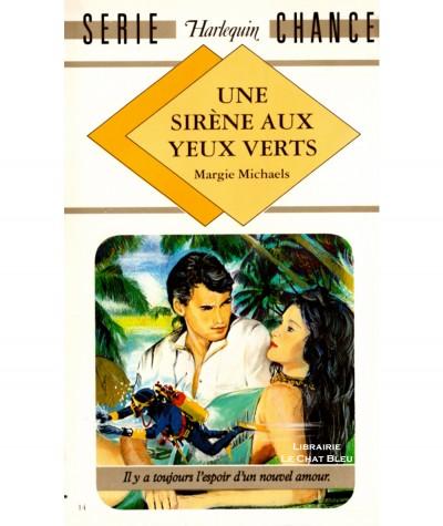 Une sirène aux yeux verts (Margie Michaels) - Harlequin Série Chance N° 14