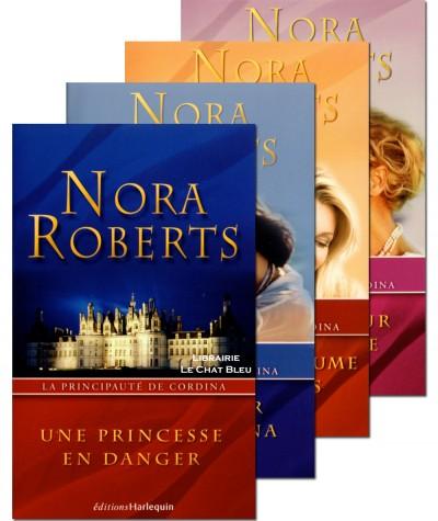 La principauté de Cordina (Nora Roberts) - Saga Harlequin
