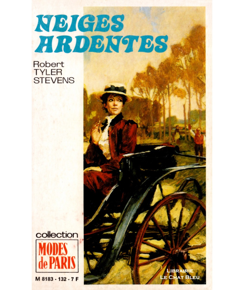 Neiges ardentes (Robert Tyler Stevens) - Modes de Paris N° 132