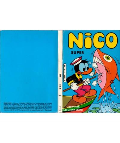 NICO Super - Recueil N° 3 - BD petit format