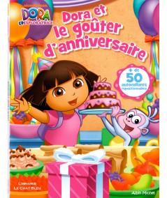 Dora l'exploratrice : Dora et le goûter d'anniversaire - Plus de 50 autocollants