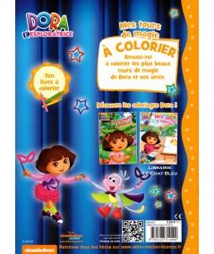 Dora l'exploratrice : Mes tours de magie à colorier - Editions Albin Michel