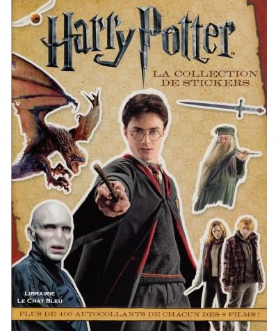 Harry Potter : La collection de stickers - Plus de 400 autocollants de chacun des 8 films !