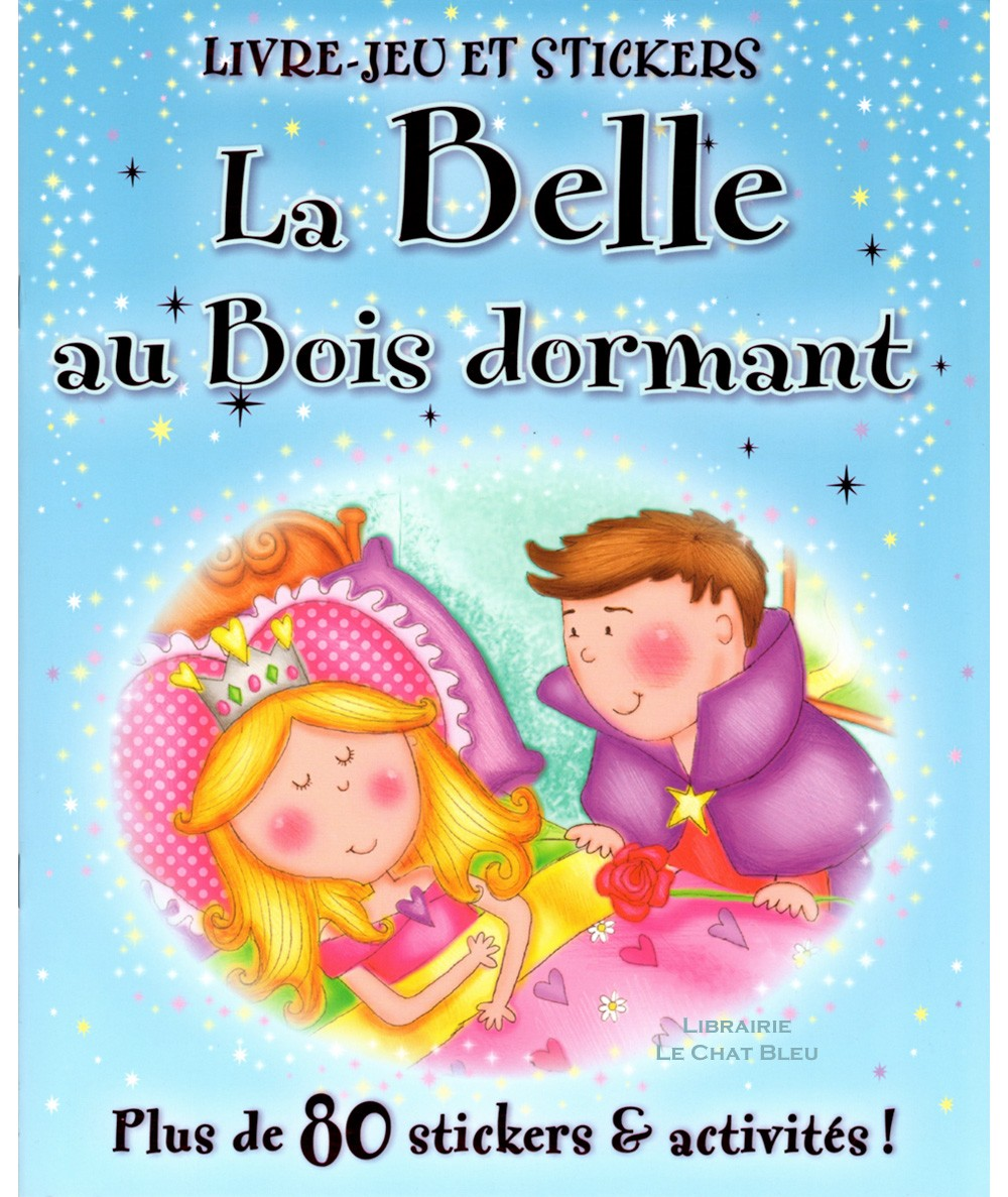 La Belle au Bois dormant : Livre-jeu et stickers - ELCY Editions
