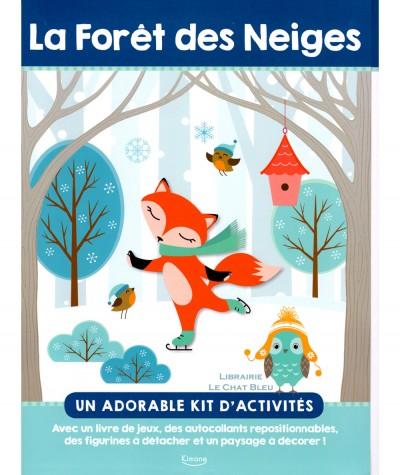 La Forêt des Neiges : Un adorable kit d'activités - Editions Kimane
