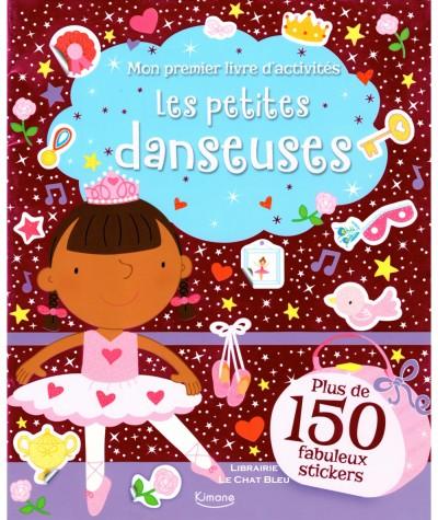 Mon premier livre d'activités : Les petites danseuses - Editions Kimane