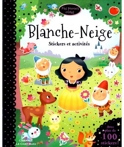 Mes premiers contes : Blanche-Neige - Stickers et activités - Editions Kimane