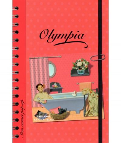 Mon carnet Pop-Up : Olympia de Manet