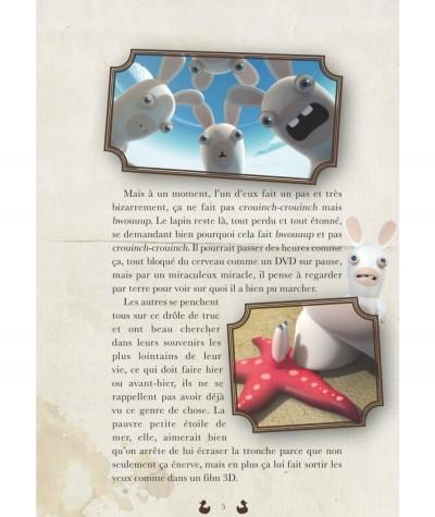 The lapins crétins : Les extraordinaires stories T1 (page 5) - Editions Glénat
