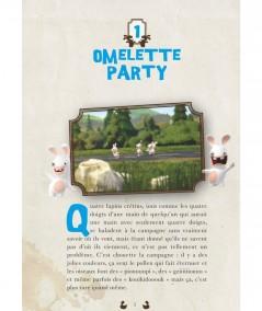 The lapins crétins : Les extraordinaires stories T2 (page 3) - Editions Glénat