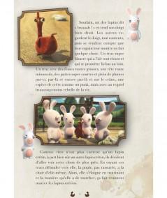 The lapins crétins : Les extraordinaires stories T2 (page 4) - Editions Glénat