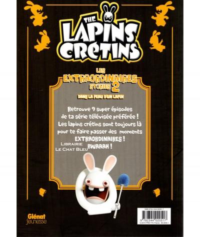The lapins crétins : Les extraordinaires stories T2 - Editions Glénat