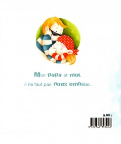 Mon papa et moi (Sylvie Misslin) - Les p'tits riquiquis - Editions Diabolo