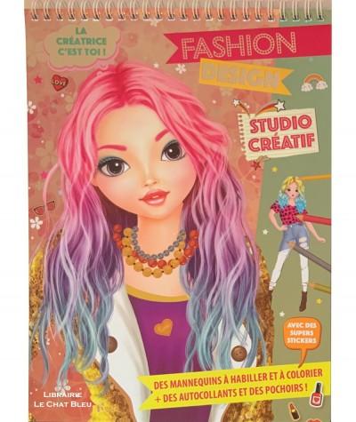 Fashion design : Studio créatif - Editions LLC