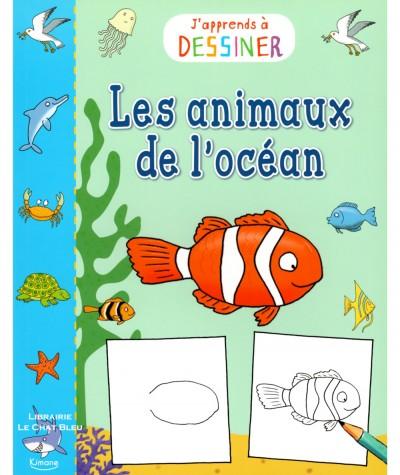 J'apprends à dessiner : Les animaux sauvages - Editions Kimane