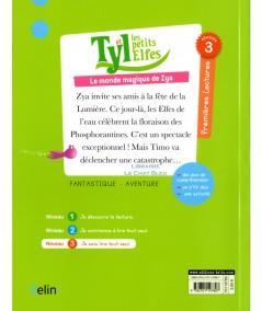Tyl et les petits Elfes : Le monde magique de Zya (Sylvain Brégardis) - Editions Belin
