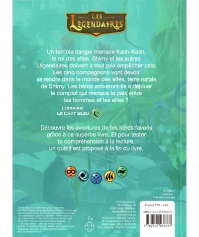 Les Légendaires : La Cérémonie des Kadals - Editions Hemma