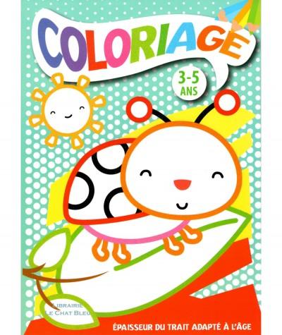 Coloriage pour les enfants de 3 à 5 ans - Livre d'activités LLC