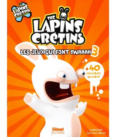 The lapins crétins - Activités - Les jeux qui font bwaaah 3 - Editions Glénat