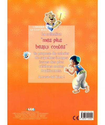 Coloriages : Mes plus beaux contes - Livre d'activités LLC