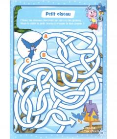 Dora l'exploratrice : Vive l'hiver (page 13) - Albin Michel Jeunesse