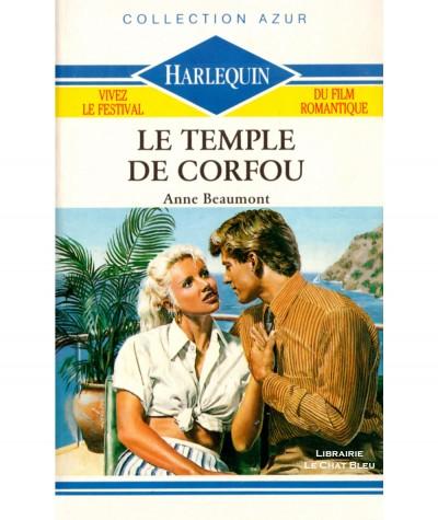 Le temple de Corfou (Anne Beaumont) - Harlequin Azur N° 1023
