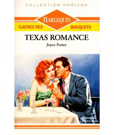 Texas romance (Joyce Porter) - Harlequin Horizon N° 789