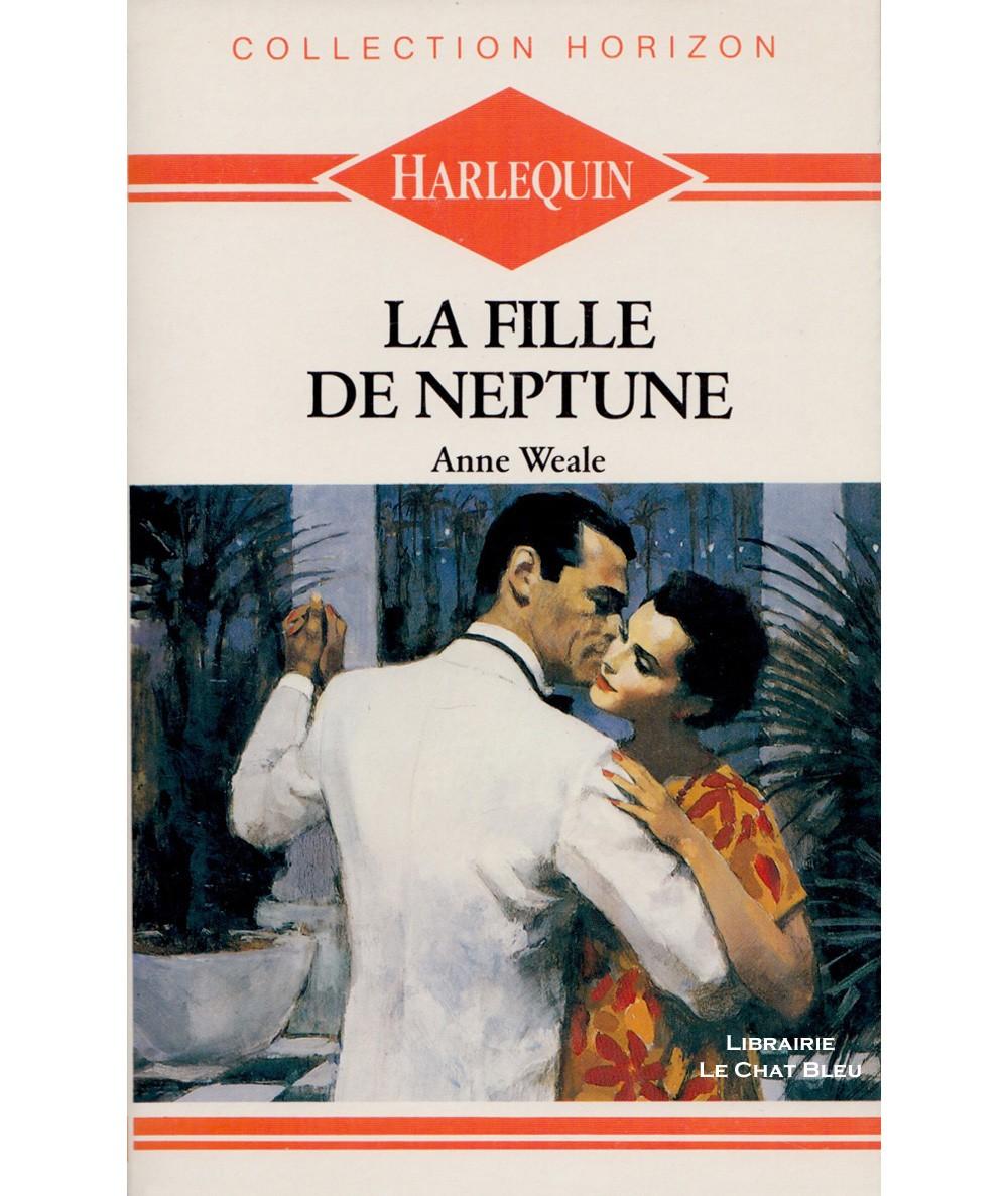 La fille de neptune (Anne Weale) - Harlequin Horizon N° 83