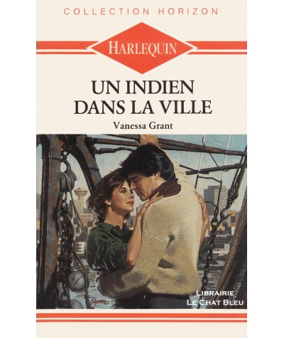Un indien dans la ville (Vanessa Grant) - Harlequin Horizon N° 719