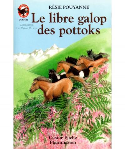 Le libre galop des pottoks (Résie Pouyanne) - Castor Poche N° 294 - Flammarion