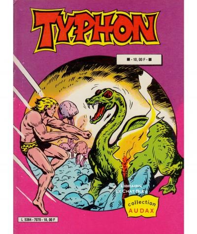 Recueil Typhon 7070 - BD petit format AREDIT