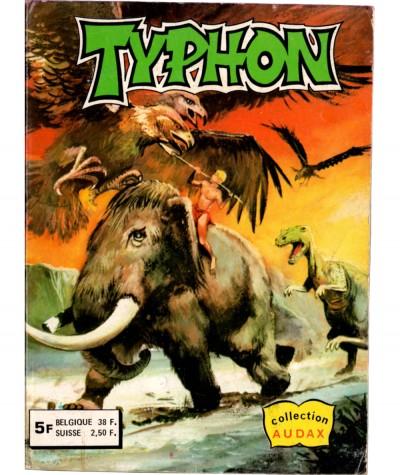 Recueil Typhon 633 - BD petit format AREDIT