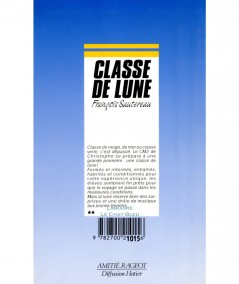 Classe de lune (François Sautereau) - Cascade - RAGEOT Editeur