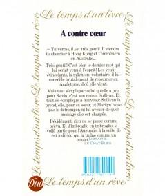 A contre coeur (Dorothy Cork) - DUO Le temps d'un livre N° 119