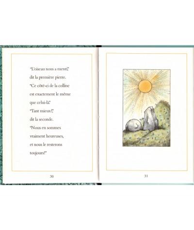 La soupe à la souris (Arnold Lobel) - Pages 30 et 31 - Collection La joie de lire - L'école des loisirs