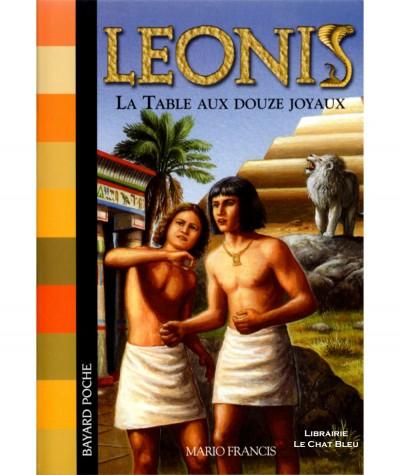 LEONIS T2 : La Table aux douze joyaux (Mario Francis) - Bayard Jeunesse