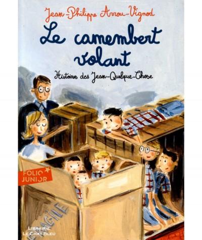 Le camembert volant (Jean-Philippe Arrou-Vignod) - Folio Junior N° 1268