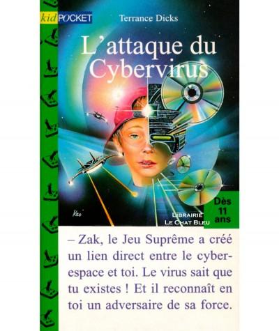 L'attaque du Cybervirus (Terrance Dicks) - Kid Pocket N° 310