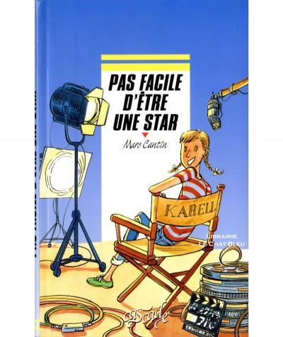 Pas facile d'être une star (Marc Cantin) - Cascade - RAGEOT Editeur