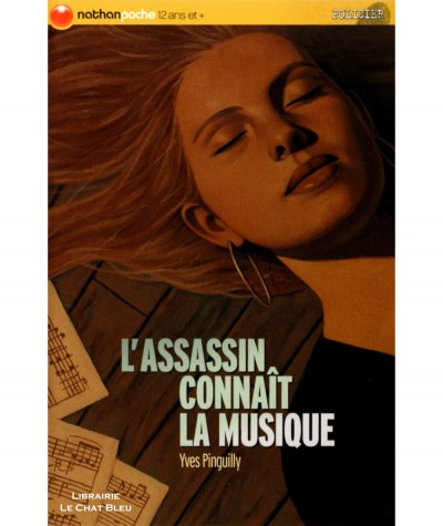 L'assassin connaît la musique (Yves Pinguilly) - Nathan Poche N° 80