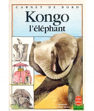 Kongo l'éléphant (Olivier Seigneur) - Le livre de poche N° 6305