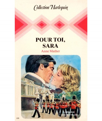 Pour toi, Sara (Anne Mather) - Collection Harlequin N° 109