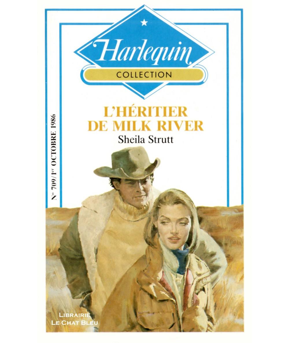 L'héritier de Milk River (Sheila Strutt) - Collection Harlequin N° 709