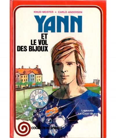 Yann et le vol des bijoux (Knud Meister, Carlo Andersen) - Collection Spirale N° 3.580