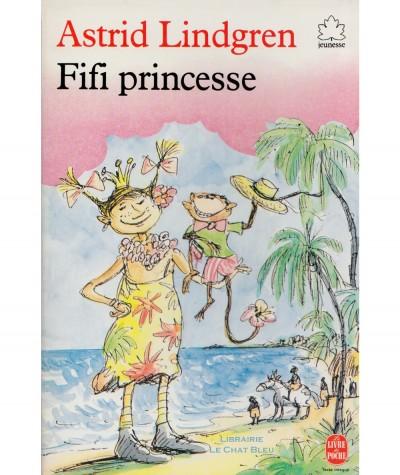 Fifi princesse (Astrid Lindgren) - Le Livre de Poche N° 292