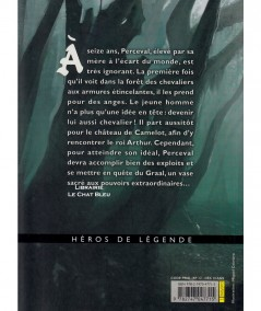 Héros de légende N° 17 : Perceval (Claude Merle) - Bayard Jeunesse