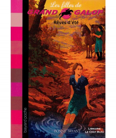 Les filles de Grand Galop T2 : Rêves d'été (Bonnie Bryant) - BAYARD Jeunesse