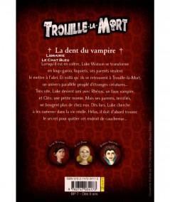 Trouille-la-Mort T1 : La dent du vampire (Tommy Donbavand) - Bayard Jeunesse