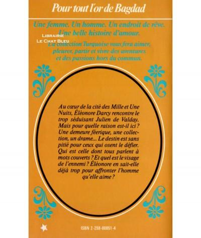 Pour tout l'or de Bagdad (Caroline Pasquier) - Collection Turquoise N° 93